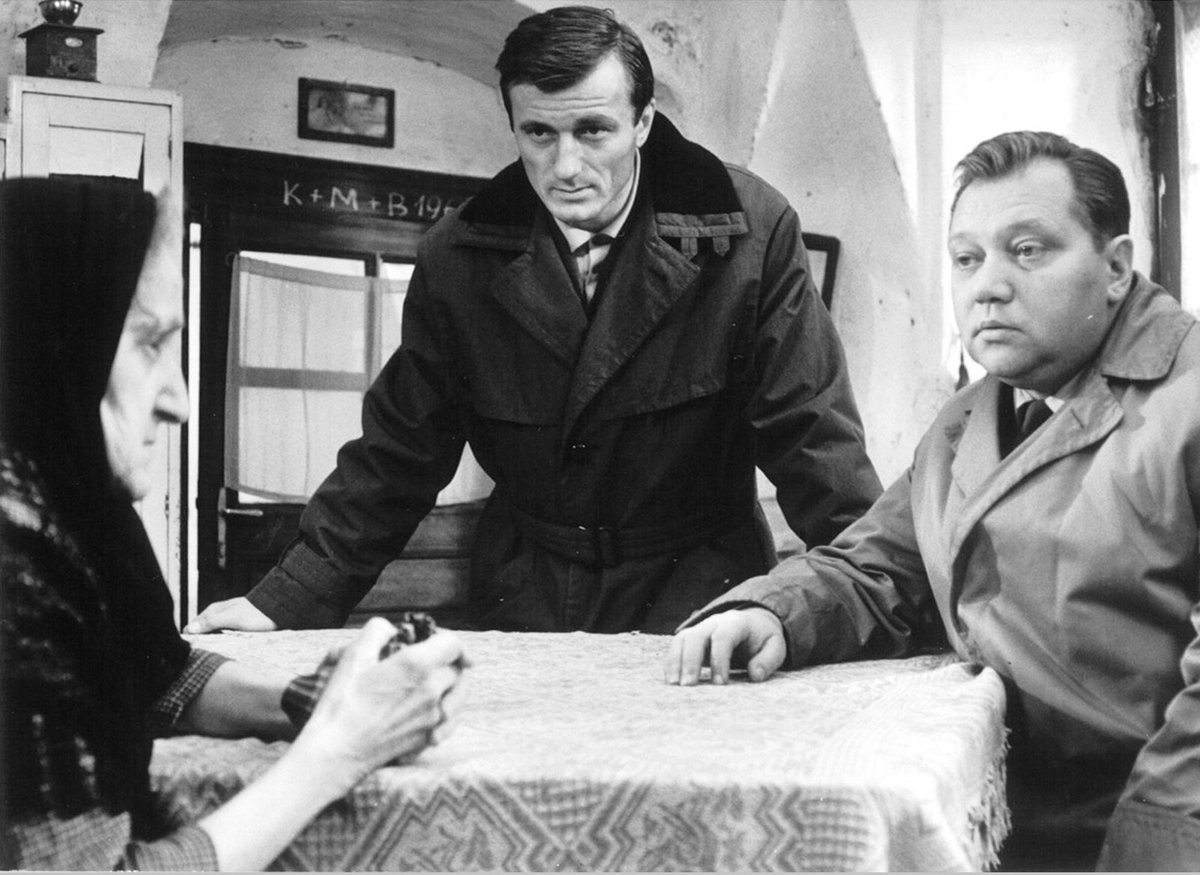 Jeho nejslavnější filmy - Vrah skrývá tvář (1966)