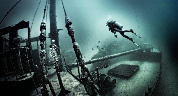 Poklad ze dna moře: Konečně vynořený