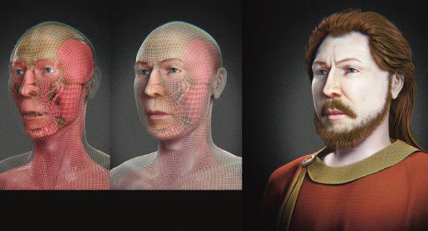 Obličeje zapomenuté 1000 let: Navrácení tváře slavným Přemyslovcům