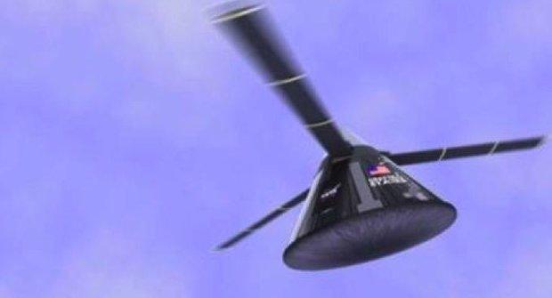 Kosmický vírník: NASA vyvíjí kabinu budoucnosti