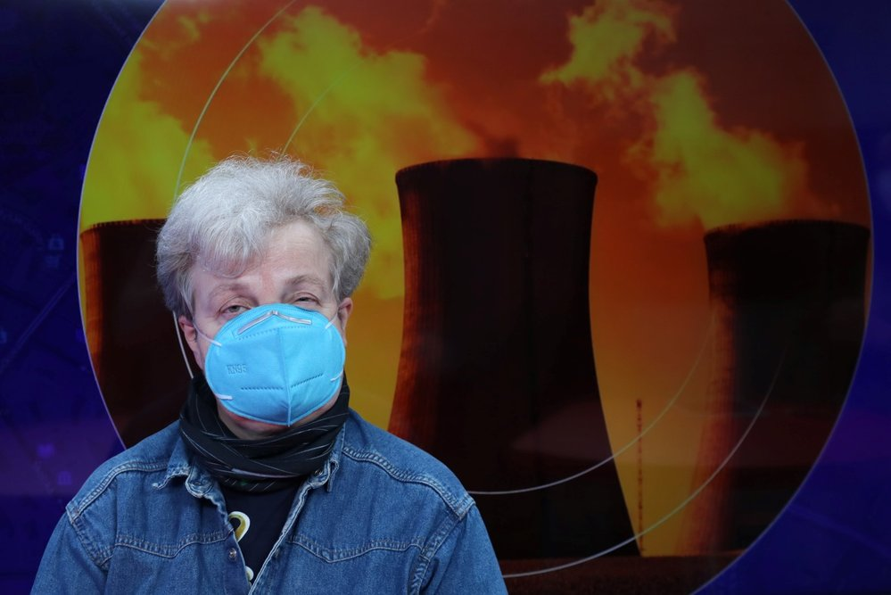 Předsedkyně Státního úřadu pro jadernou bezpečnost Dana Drábová