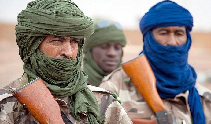 Výcviková mise v Mali