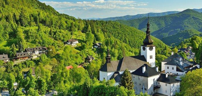 Tipy na výlety po Slovensku: objavte nové miesta