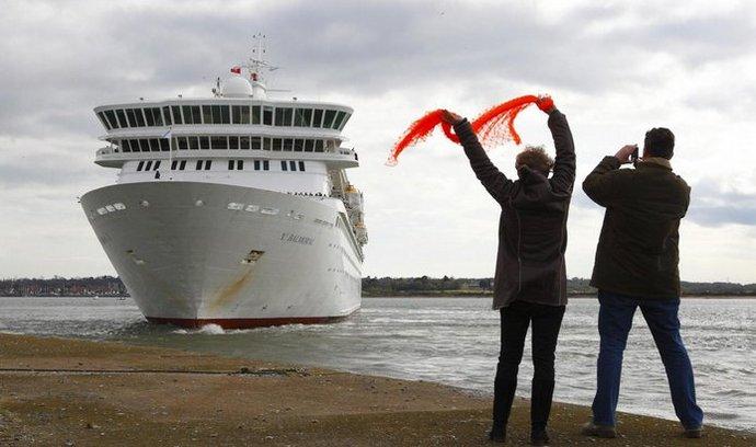 Výletní loď Balmoral