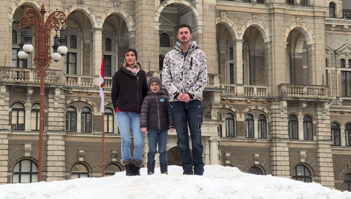 Na první pohled idylická rodina