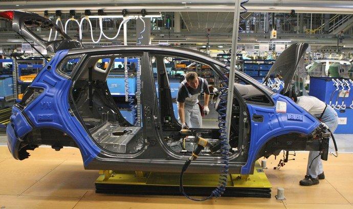 Výroba automobilů Hyundai