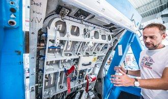 Pražský výrobce dveří do boeingů a airbusů volá mayday. Ztratil zakázky a propouští