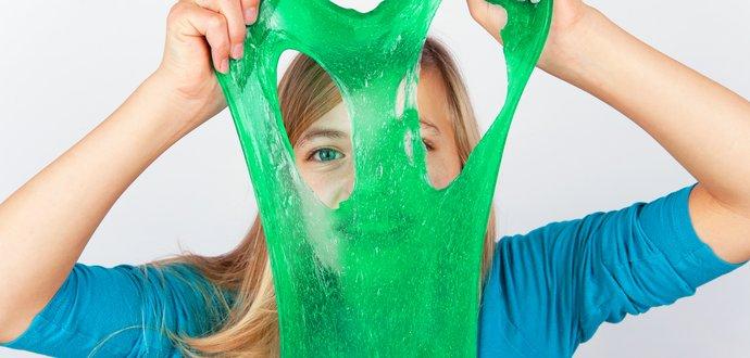 Nový hit: vyrobte si doma s deťmi sliz
