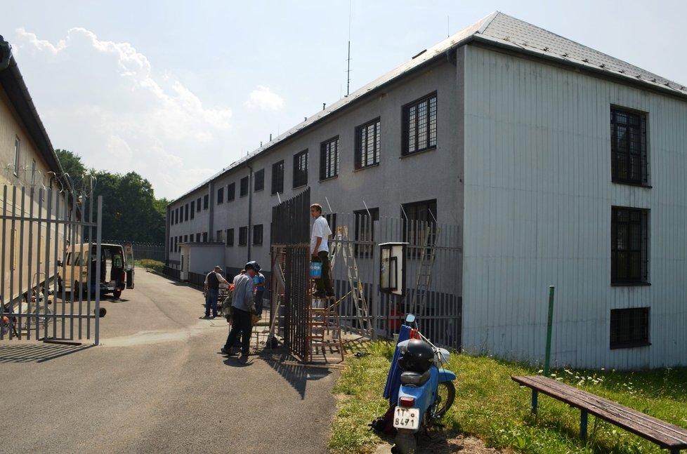 Uprchlické zařízení Vyšní Lhoty