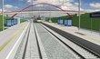 Tak by mohla vypadat za osm let vysokorychlostní trať v Blažovicích.