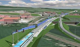 Emanuel Šíp: Vysokorychlostní tratě jsou zásadní pro budoucnost Česka