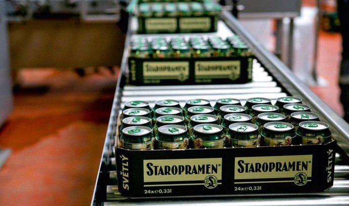 Pivovar Staropramen