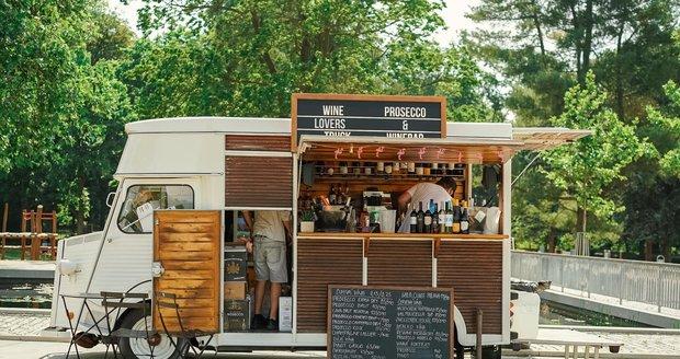 Wine Lovers Truck