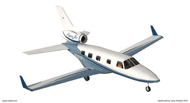 Papírový svět: Utajená výstava a unikátní letadlo