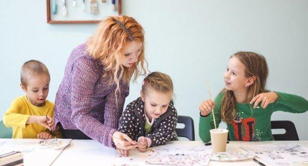 Podpořte tvořivost u dětí kurzem kreslení