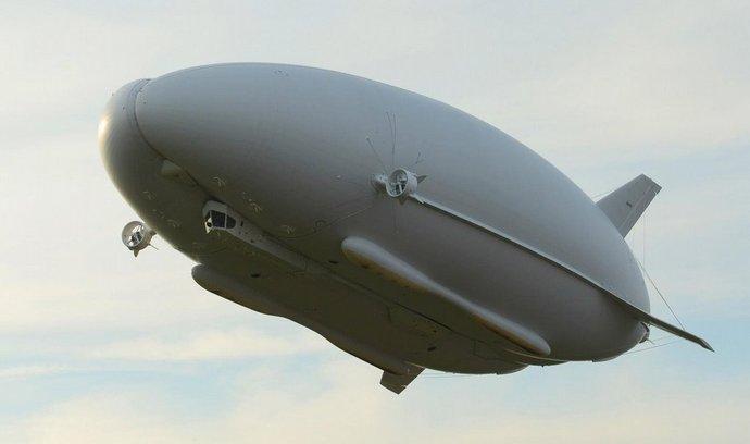 Vzducholoď HAV340
