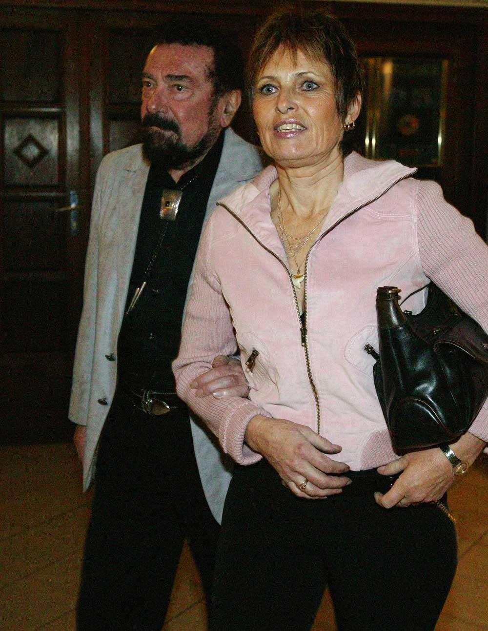 Vdova Matušková zavzpomínala na svého manžela.