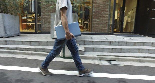 Vozítko WalkCar: Zaparkuje v tašce vedle notebooku