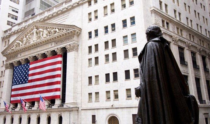 Wall Street, ilustrační foto.
