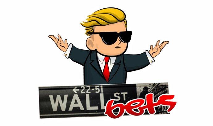 Skupina WallStreetBets se stala výrazným fenoménem ve světě investic.