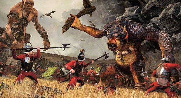 Warhammer je totální válka s elfy, trpaslíky a orky