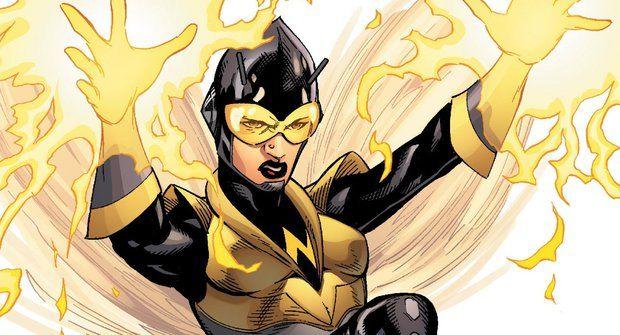 Marvel odhalil Wasp z Ant-Mana