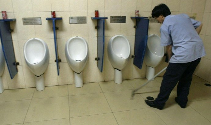 WC - ilustrační foto