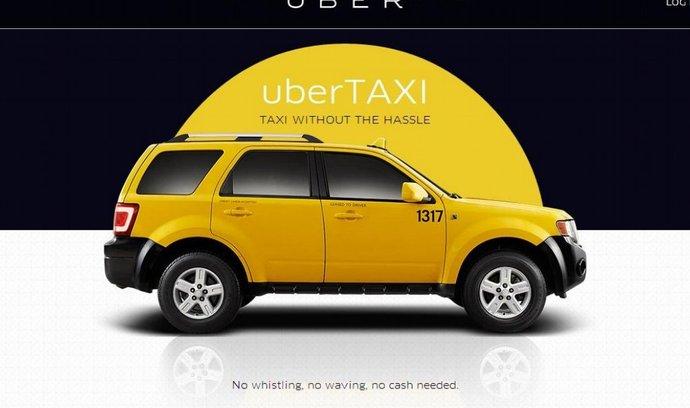 web Uber