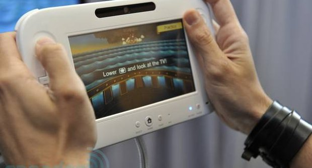 Wii U v akci
