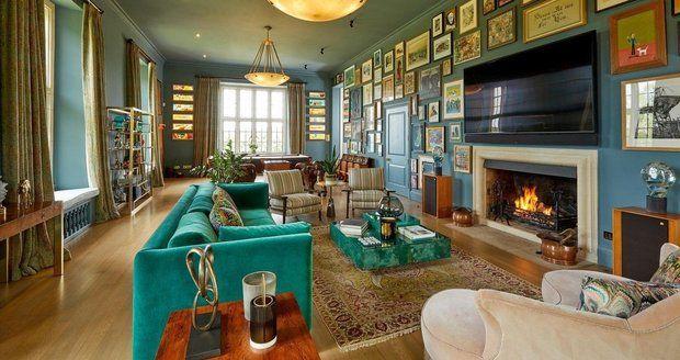 Robbie Williams prodává dům