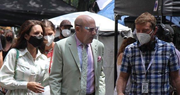 Willie Garson v novém pokračování seriálu Sex ve městě