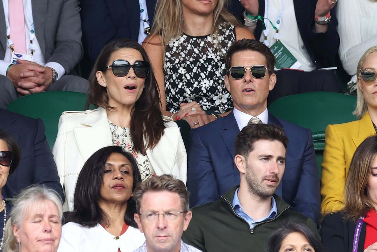 Hvězda hereckého nebe Tom Cruise s kolegyní Hayley Artwellovou