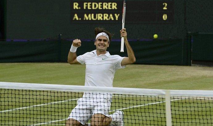 Wimbledonský triumf