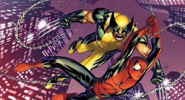 Kolik chybělo? Wolverine a Spider-Man se mohli potkat ve filmu!