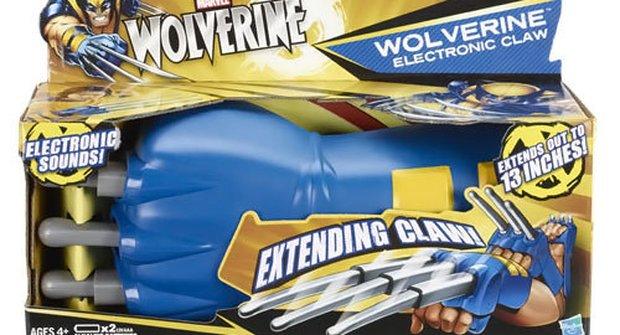 Buďte jako Wolverine! Pořiďte si drápy!