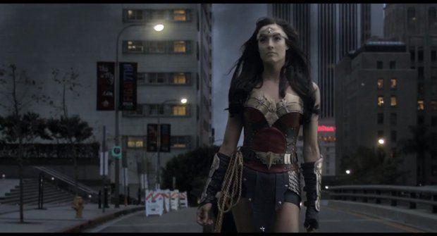 Amatéři ukázali světu, jak se má točit Wonder Woman