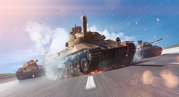 World of Tanks Blitz oslavuje československé stroje