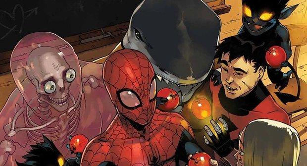 Mrtvého Wolverina vystřídá Spider-Man!