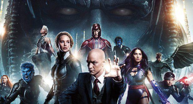 Vše o filmu X-Men: Apokalypsa