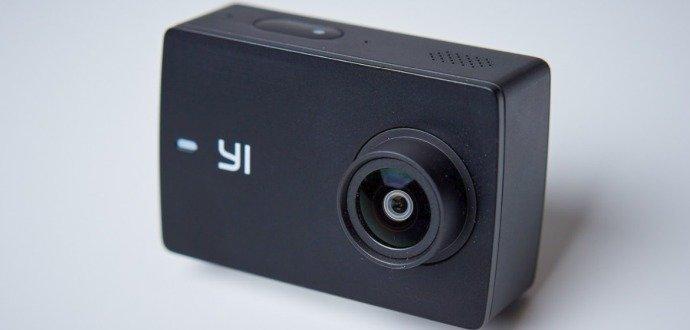 Recenze Yi Discovery: slušná akční kamerka za pár stovek