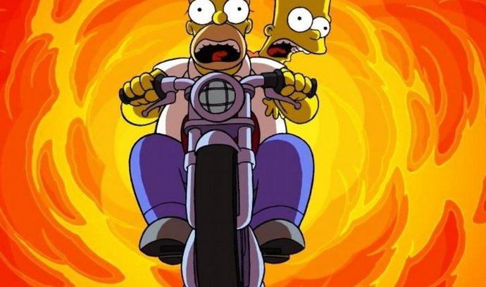 Z filmu Simpsonovi, ilustrační foto