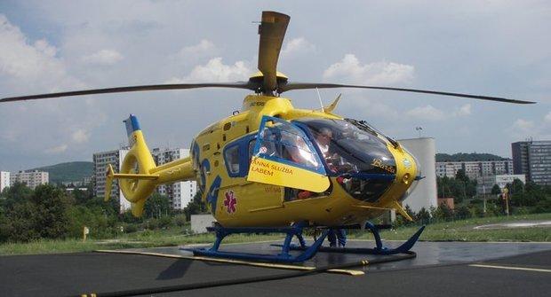 Záchranáři v akci: Jak pracuje letecká záchranná služba?