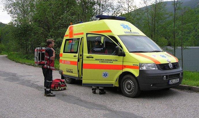 Záchranná služba - ilustrační foto