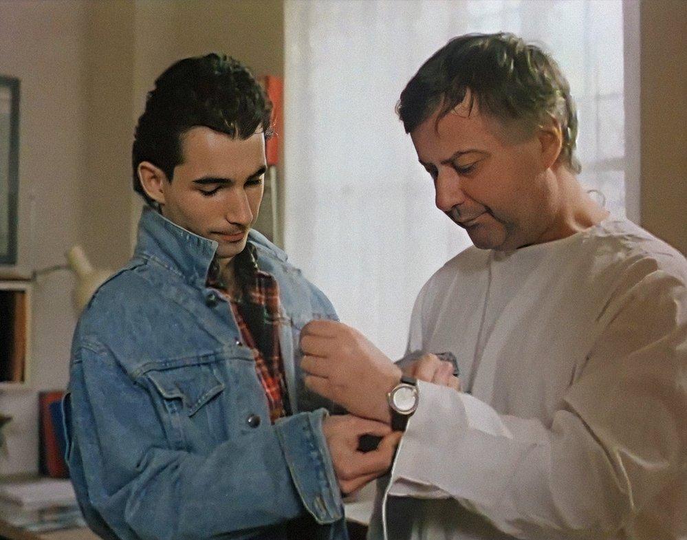 Veselo bývá na záchytkách spíš ve filmu, třeba Ladislav Potměšil (75) si vyzkoušel tu plzeňskou v Discopříběhu 2 (1991).