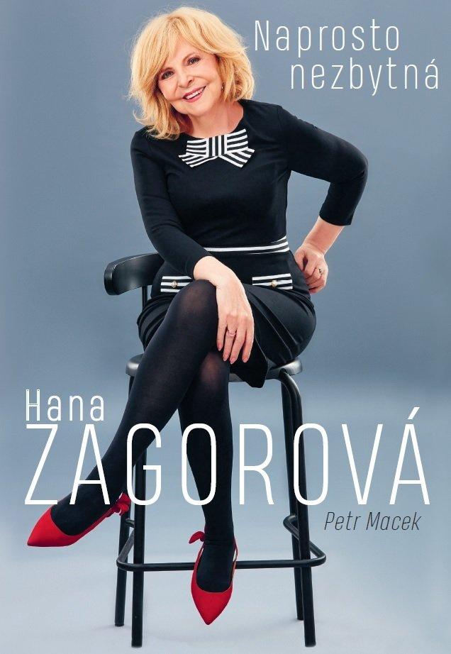 Kniha Naprosto nezbytná Hana Zagorová je právě v prodeji.