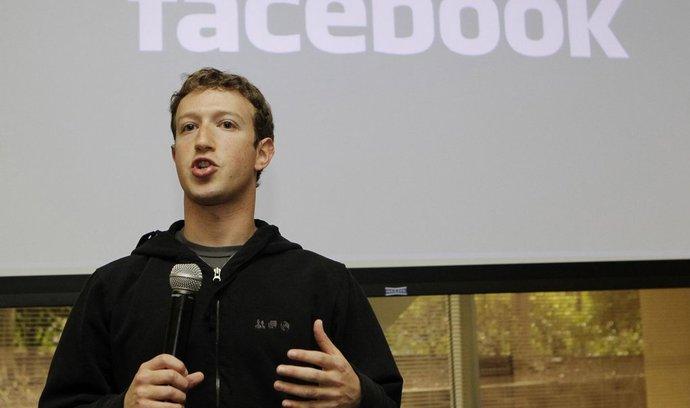 Zakladatel Facebooku Mark Zuckerberg se díky vstupu Facebooku na burzu zařadil mezi 30 nejbohatších lidé planety.