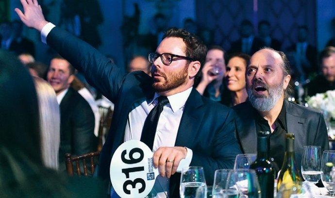 Zakladatel Napsteru, bývalý ředitel Facebooku a potenciální vrahoun klasických kin Sean Parker umí šokovat