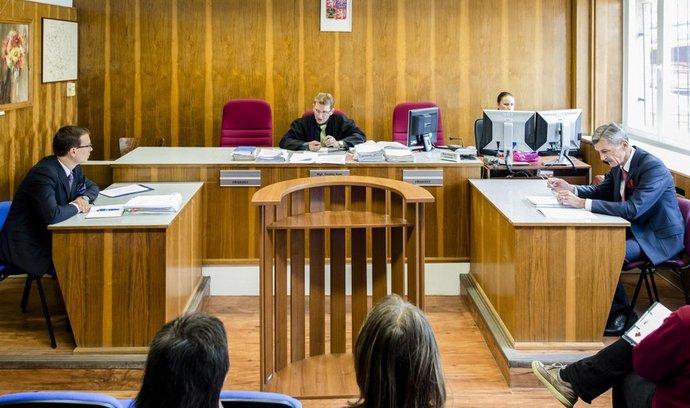 Soud - ilustrační foto