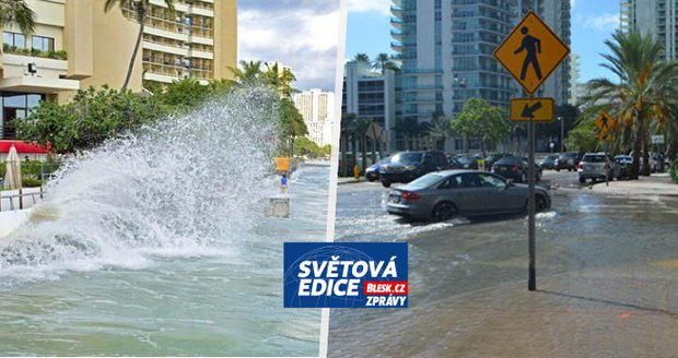 Dramatická předpověď na příští dekádu: Na povodně si musíme zvykat. Může za to i Měsíc