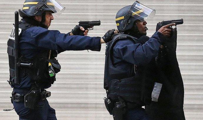Zásah v Saint Denis